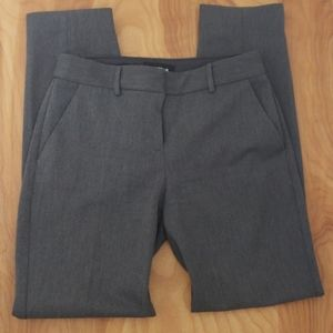 ❤EXPRESS COLUMNIST MID-RISE SKINNY ANKLE PANTS, 0